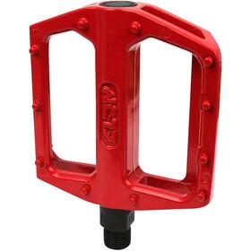 NC-17 STD Zero Pro Pedal röd